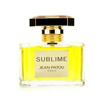 Jean Patou Sublime Eau De Toilette Spray 50ml Womens Perfume