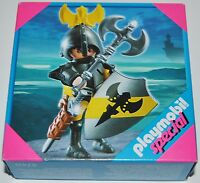 CD4746 Caballero doble hacha año 2011 4746 playmobil,especial,special,raro,rare