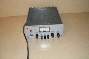 HEWLETT PACKARD HARRISON 6200B DC POWER SUPPLY (GT1)
