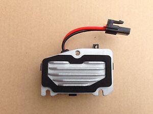 OEM# 158756, 20313, 52408036, 52479971, 89019166 New HVAC Blower Motor Resistor
