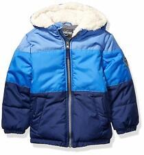 Osh Kosh Boys Toddler Heavyweight Winter Jacket, Blue...
