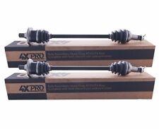 Arctic Cat 700 Prowler rear cv axles set H1 XT650 XTX700 XT550 XTZ1000 XT700