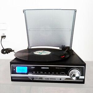 Medion Schallplatten und Kassettendigitalisierer E69216 MD 83906