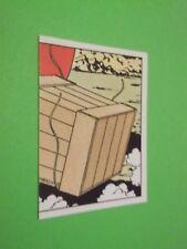 PANINI N° 119 TINTIN HERGE 1989 VIGNETTE STICKER