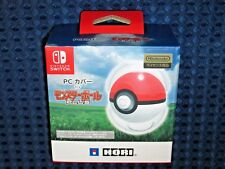 Pokemon Monster Poke Ball PC Cover Protector Case Switch Let's Go Plus Pikachu
