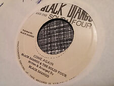 Black Django & The Solid Four 45 Come Again/Meeting and Rare Private Reggae