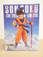 Banpresto Movie Dragon Ball Super Son GOKOU The 20TH Film Limited Figure