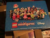 LEGO 71012 DISNEY SERIES 1 BOX SEALED.REDUCED