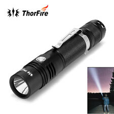 ThorFire TK15S 1050LM XPL2 LED Flashlight Pocket Torch / Bike Blink Waterproof