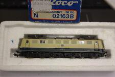 ROCO 02163B SPUR N E-LOK BR 150 der DB TOP!OVP!   RS35