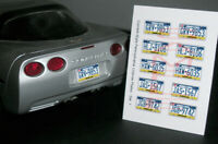 CURRENT STYLE PENNSYLVANIA miniature LICENSE PLATES for 1/25 scale MODEL CARS