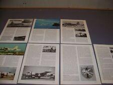 "VINTAGE..LOCKHEED P2 NEPTUNE ""ASIA""..HISTORY/PHOTOS/DETAILS..RARE! (101L)"