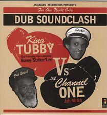 King Tubby Vs Channel One - Dub Soundclash NEW VINYL LP £10.99 BUNNY LEE