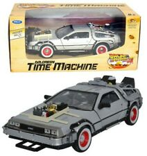 Retour vers le Futur III - réplique DeLorean 1/24 - Welly