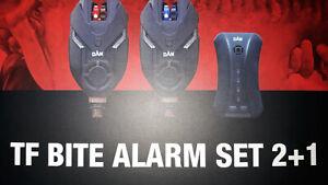 DAM TF Bite Alarm Set 2 + 1