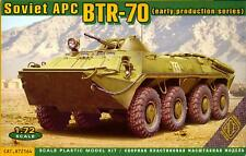 Ace Models 1/72 BTR-70 (EARLY PRODUCTION) SOVIET ARMORED PERSONNEL CARRIER