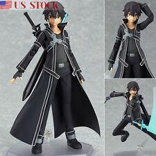 HOT Anime Sword Art Online Sao Kirito 6'' Action Figure PVC Model Doll Toy 174