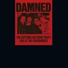 Damned - THE CAPTAINS BIRTHDAY PARTY (140g 1LP Vinyl, gatef letv485lp, NEW + OVP