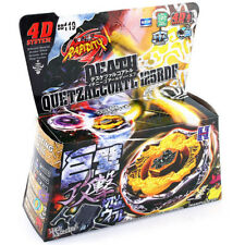Death Quetzalcoatl 125RDF BB119 Beyblade 4D bb-119 Retail Box NEW WITH LAUNCHER!