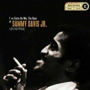I've Gotta Be Me The Best of Sammy Davis Jr On Reprise CD SEALED Audio BK0