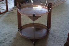 Kartell Italian Side Table, Rare, Very Good Condition, Collectable Retro Vintage
