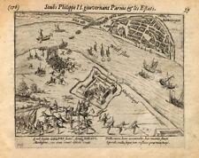 Antique Print-NIJMEGEN-1585-NETHERLANDS-Baudartius-1616