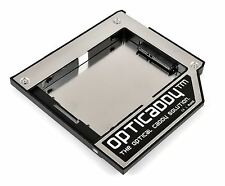 Opticaddy 2. SATA-3 HDD/SSD Caddy+frontalino Lenovo ThinkPad T420s
