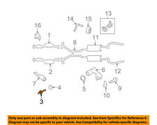 FORD OEM Exhaust System-Catalytic Converter Stud W709717S900