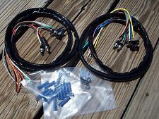Shovelhead Handlebar Wiring Kit w/Switches Harley Big Twin FX Sportster 1972-81