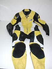 Alpinestars Men's Leather Racing Track Motorcycle Biker Suit SZ: 42