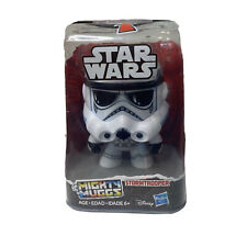 Star Wars Mighty Muggs Stormtrooper Figure New Disney Hasbro Ages 6+