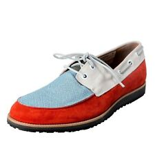 Suede Boat Shoes for Men