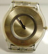 Swatch reloj de pulsera 2005 Quartz función no examinadas (248/6014)