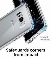 Anti Shock Gorilla Transparent Crystal Clear Gel Case For Samsung Galaxy A20e