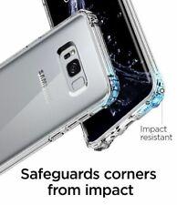 Anti Shock Gorilla Transparent Crystal Clear Gel Case For Samsung Galaxy S8 PLUS
