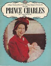 """Prince Charles"" - An older Pitkin pictorial booklet"