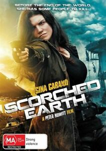Scorched Earth (DVD, 2018) NEW