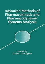 Advanced Methods of Pharmacokinetic and Pharmacodynamic Systems Analysis...