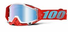 100% Por Cien 2017 RACECRAFT de espejo KEPLER Motocross MX Cruz Gafas MTB