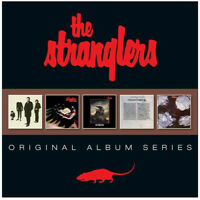 The Strangles Original Album Series 2015 Remasterisé Réédition 5-CD Set Neuf /