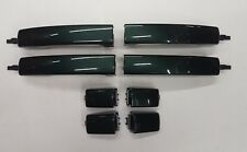 New Genuine Land Rover Galway Green Door Handle Cover Set - VPLAB0010HAC