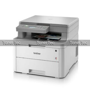 Brother DCP-L3510CDW Multi-Function Wireless Color Laser Printer+Duplexer 18PPM