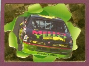 1993 ACTION PACKED NASCAR 1994 PROTOTYPE CAR CARDS SEE LIST