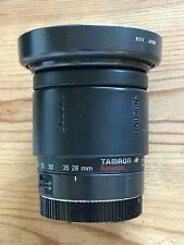 Per Canon AF: Tamron Aspherical 1:3 .8/28-200mm Zoom Obiettivo full frame FX