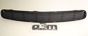 2004-2006 Pontiac GTO Front Lower Radiator Black Grille new OEM 92120214