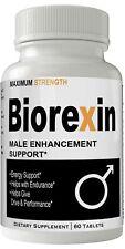 Biorexin Male Enhancement Supplement Advanced Enhancing Pills for Men 1 Month...