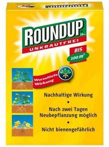 Unkrautfrei Round Up LB Plus 50 ml Konzentrat für ca. 100 m²