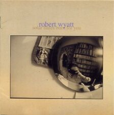 ROBERT WYATT: Solar flares burn for you (1972-2003) Neu