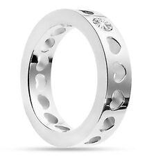 Anello  Morellato Collez. Love OR07 - Acciaio - Diamante List. €.72,00