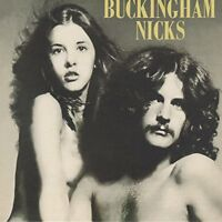 BUCKINGHAM NICKS-S/T-IMPORT MINI LP CD WITH JAPAN OBI Ltd/Ed
